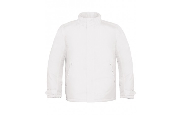 B & C Men's Real + Jacket
