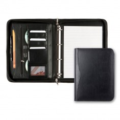 Balmoral Bonded Leather A4 Folder
