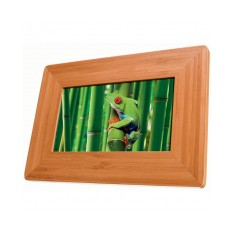 Bamboo Digital Picture Frame