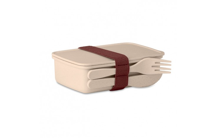 Bamboo Fibre Lunch Box