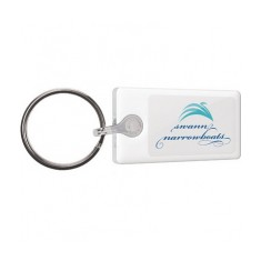Bespoke Shape Domed Vinyl Keyrings