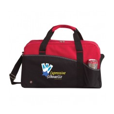 BIC Two Tone Sport Duffel Bag