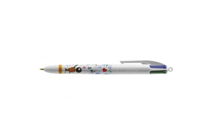 BIC® 4 Colours Digital Ballpen