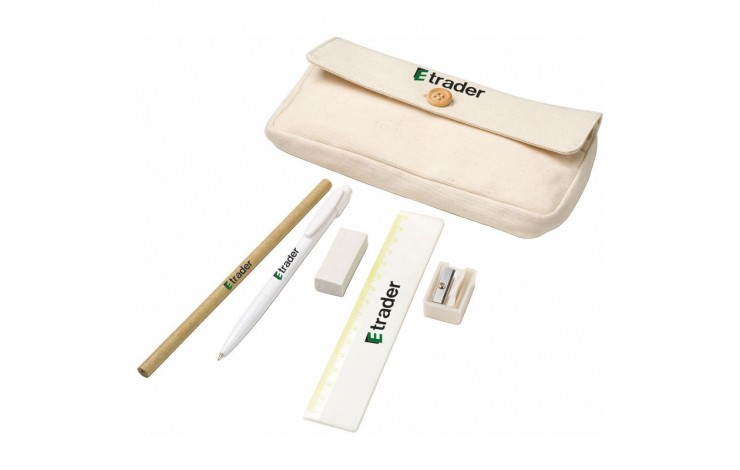 Biodegradable Stationery Set