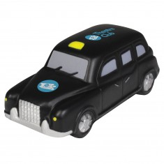 Black Cab Stress Toy