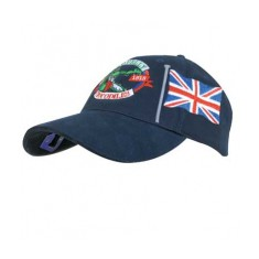 Bottle Opener & Flag Cap