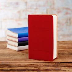 Burleigh Soft Cover A6 Notebook