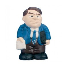 Businessman Stress Toy