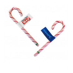 Candy Cane with Swing Tag