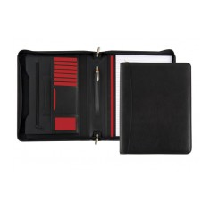 Cavendish A4 Zipped Conference Folder