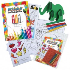 Children's Activity Pack