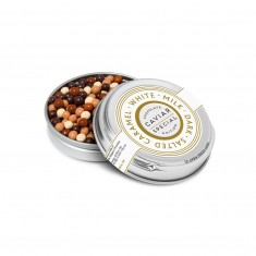 Chocolate Caviar Tin