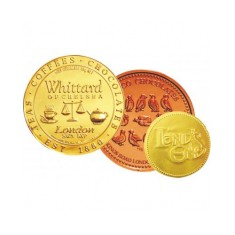 Promotional personalised chocolate mojo promotions chocolate coins spiritdancerdesigns