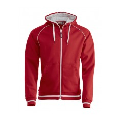 Clique Gerry Hooded Sweat Jacket