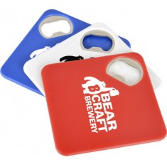 Coaster Bottle Opener