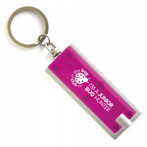 Colour Torch Keyring