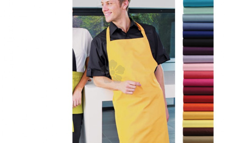 """COLOURS"" Bib Apron"
