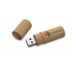 Recycled Paper Column USB