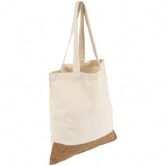 Cotton and Cork Shopper