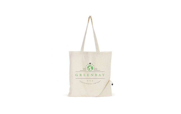 Cotton Foldable Shopping Bag