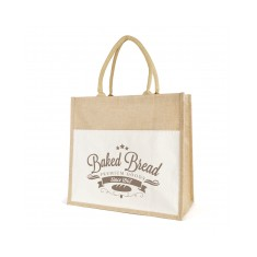 Cotton Pocket Jute Bag