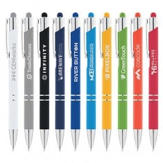 Crosby Soft Touch Stylus Ballpen