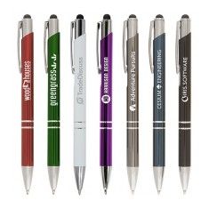 Crosby Stylus Ballpen - Polished