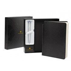 Cross Journal & Stratford Pen Gift Set