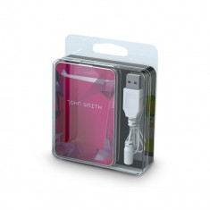 Crystal Power Bank