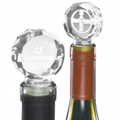 Crystal Wine Stopper