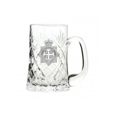 Cut Crystal Tankard