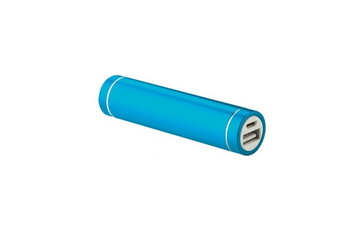 Cylinder Shape Powerbank
