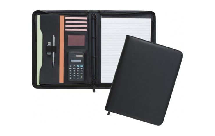 Dartford A4 Ringbinder with Calculator
