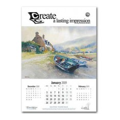 David Weston's Picturesque Britain Calendar