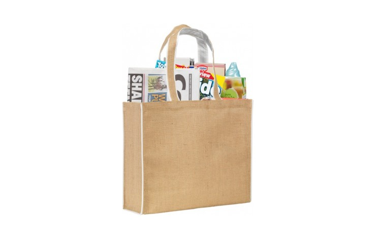 Davington Jute Tote Bag