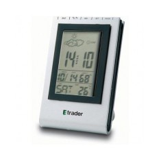 Alarm Clock and Weather Station