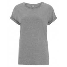 Earth Positive Women's Rolled Sleeve T-Shirt