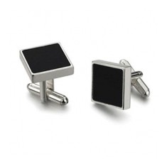 Ebony Cufflinks