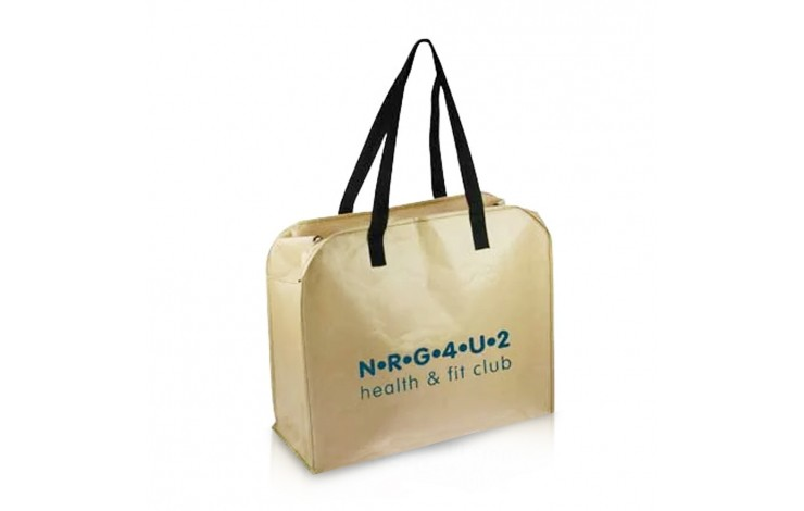 Large Eco Paper Shopping Bag