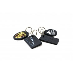 Eco Slate Key Ring