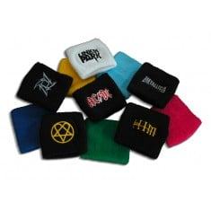 Embroidered Sweatband