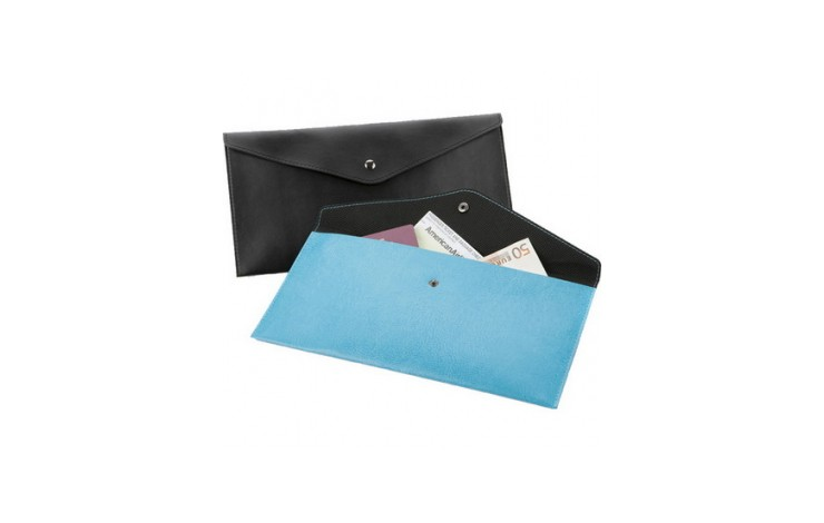 Envelope Style Travel/ Document Wallet