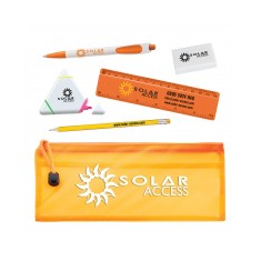 Essential Pencil Case Set