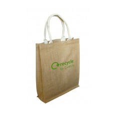 Everyday Jute Shopper