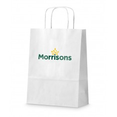 Express Full Colour Kraft Paper Bag