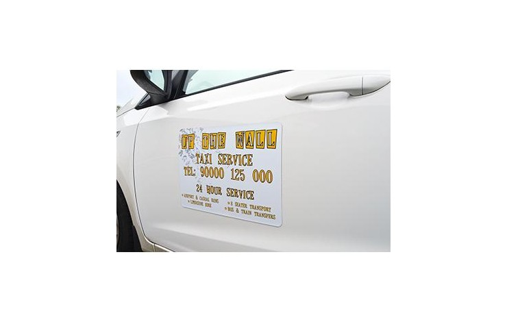 Exterior Grade Vehicle Magnets