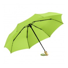 FARE Bamboo AOC Eco Mini Umbrella