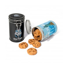 Flip Top Biscuit Barrel