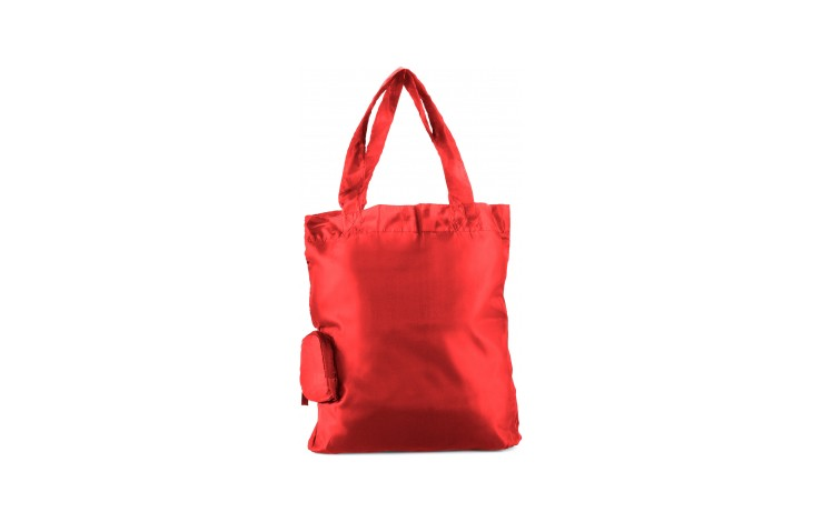 Foldable Shopping Bag and Pouch