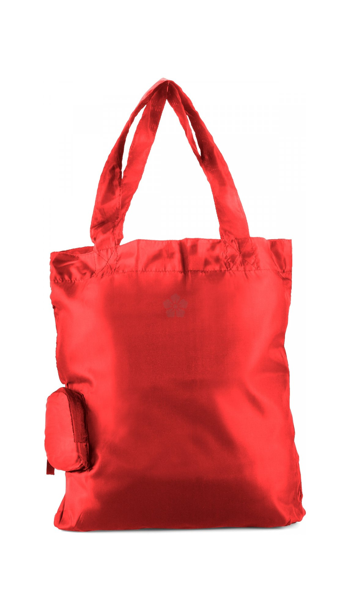 Promotional Foldable Shopping Bag And Pouch Personalised